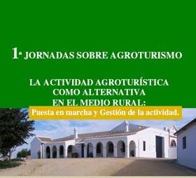 I Jornadas sobre Agroturismo