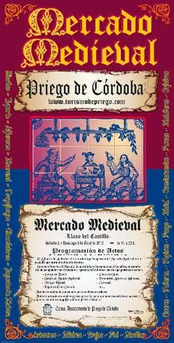II Mercado Medieval de Priego de Córdoba