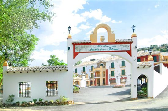 Hotel rural huerta de las palomas hotel en priego de - Spa en priego de cordoba ...